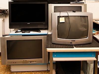 riparazione TV color