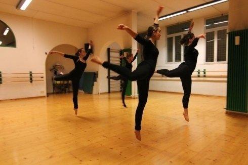 Esercizi danza