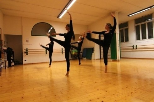 Esercizi danza classica
