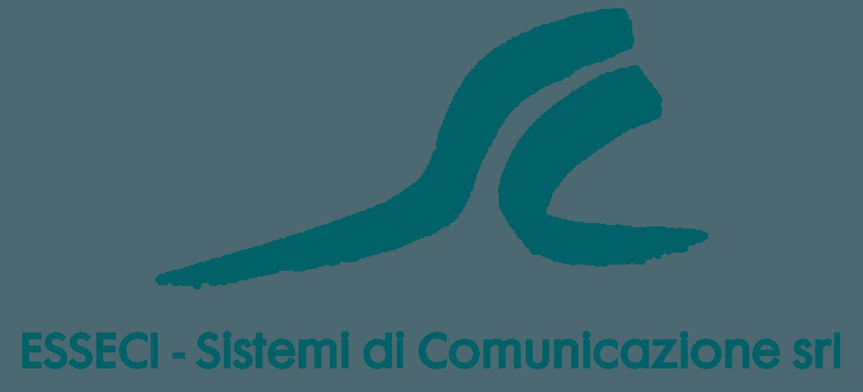 ESSECI - SISTEMI DI COMUNICAZIONE - LOGO