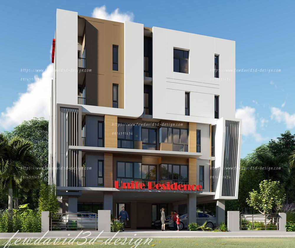 Apartment Services: Unite Service Apartment สุขุมวิท81