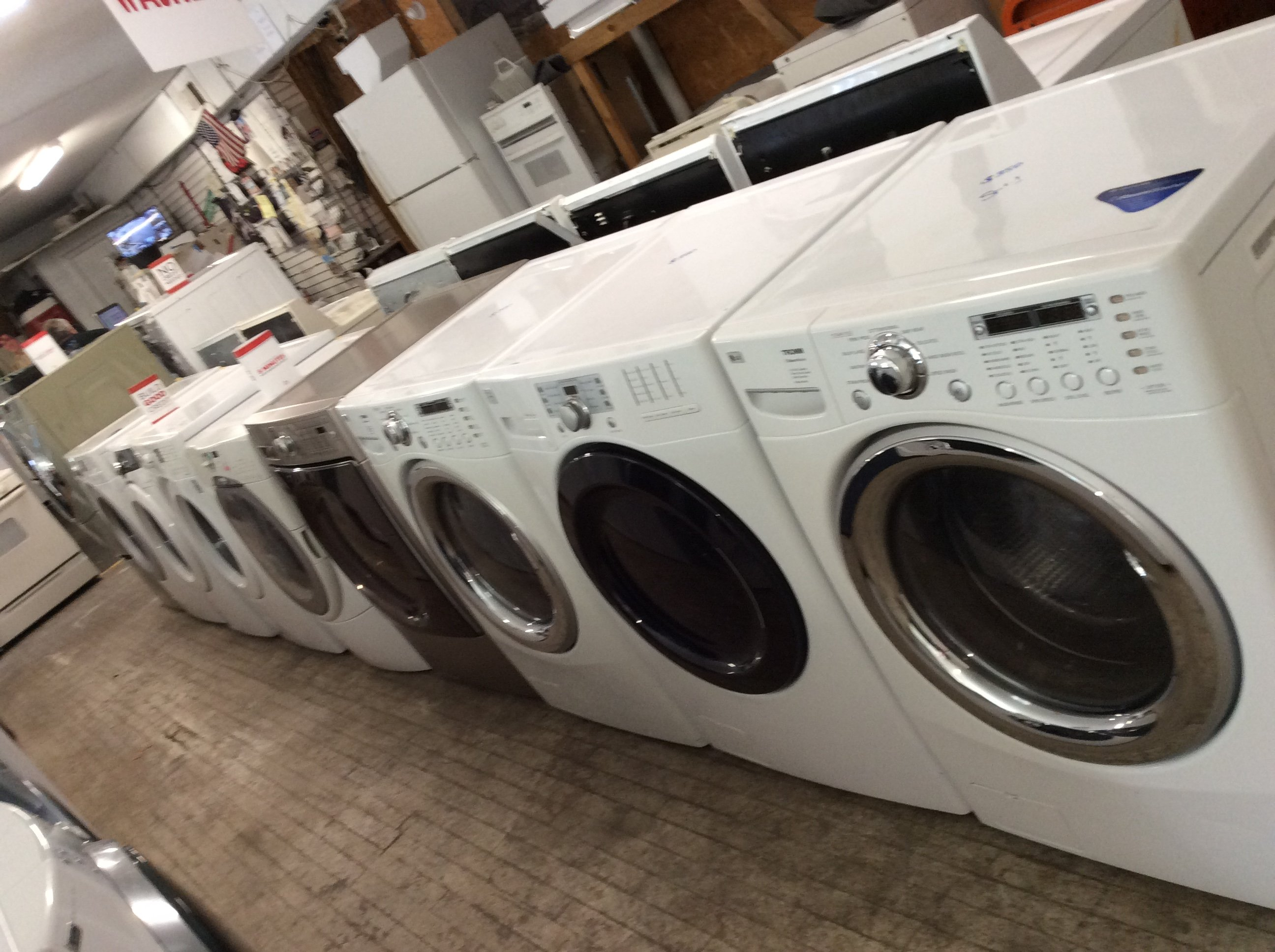 washing machine parts kansas city