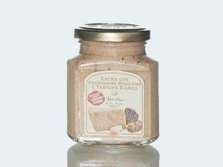 crema parmigiano tartufo