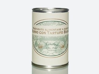burro tartufo bianco