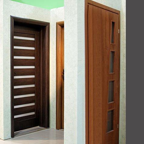 Laminate in vetro o in legno tipologie di porte da interno a confronto - Tipologie di porte ...
