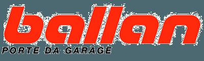 logo BALLAN PORTE DA GARAGE