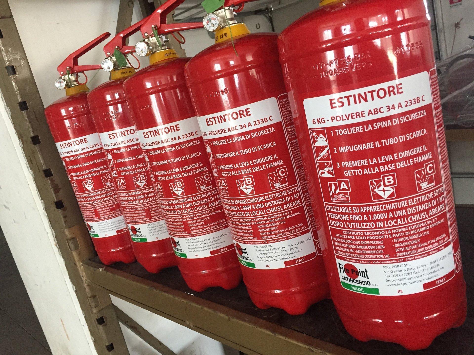 servizi sicurezza Fire Point Antincendio