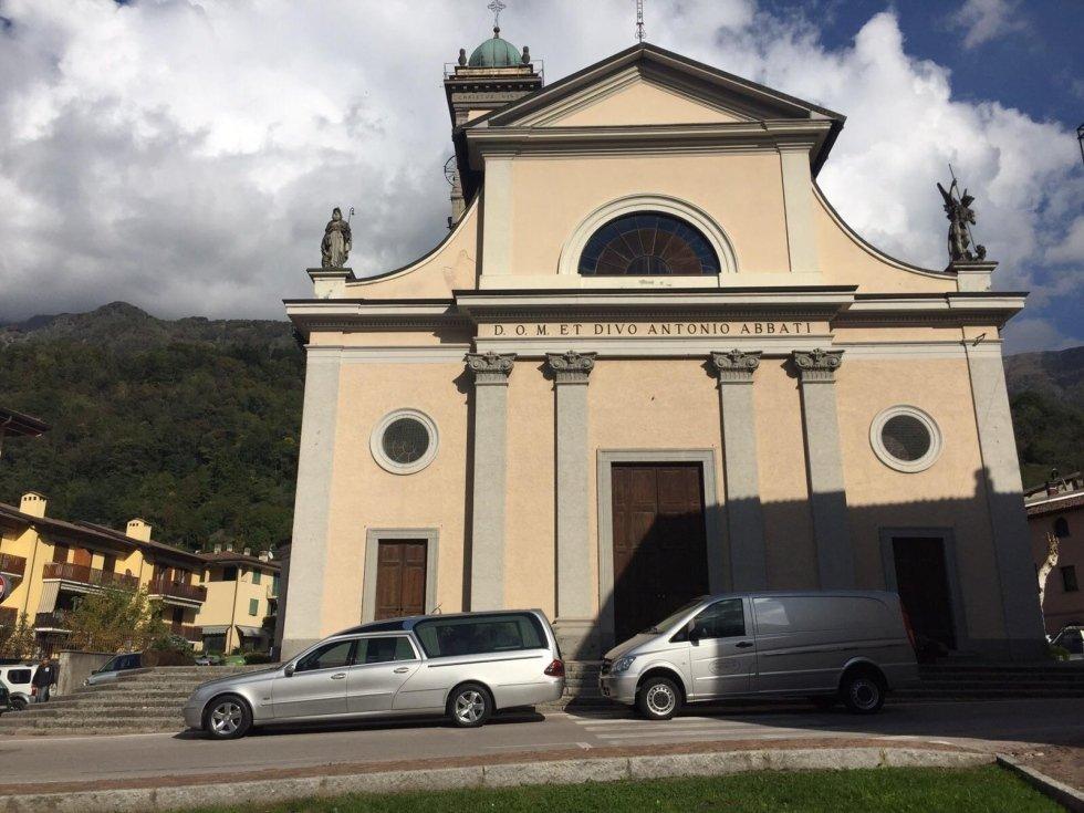ingresso chiesa