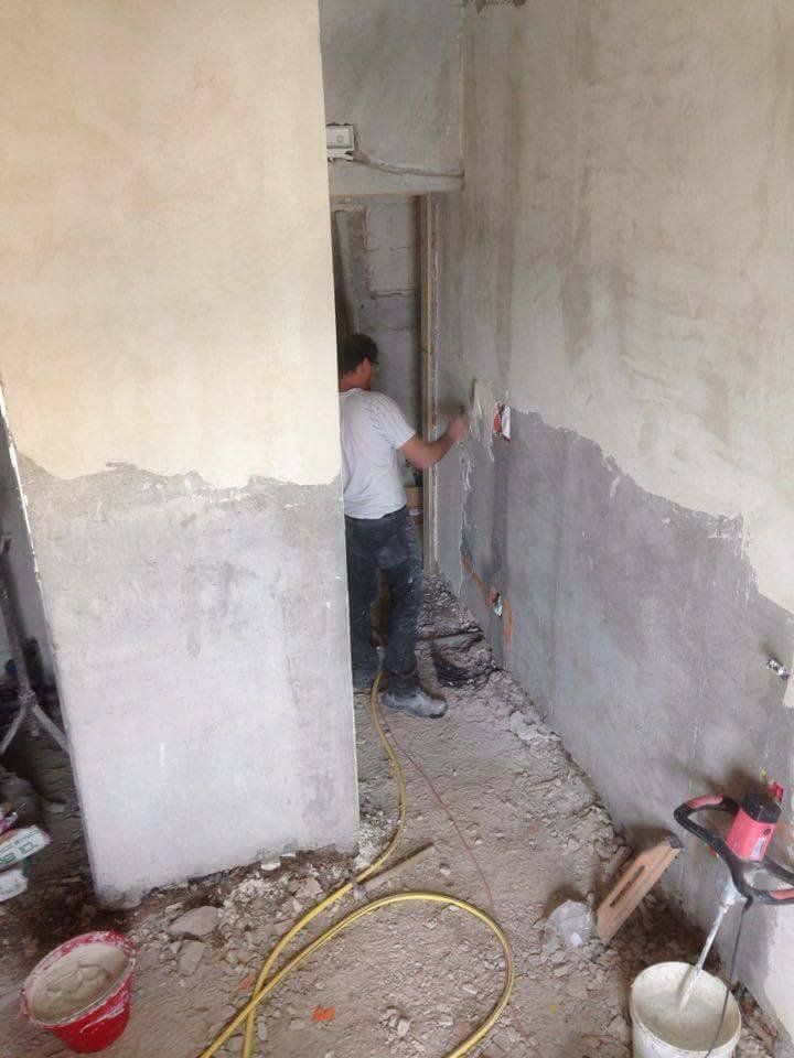 Lavori di ristrutturazione a Caserta