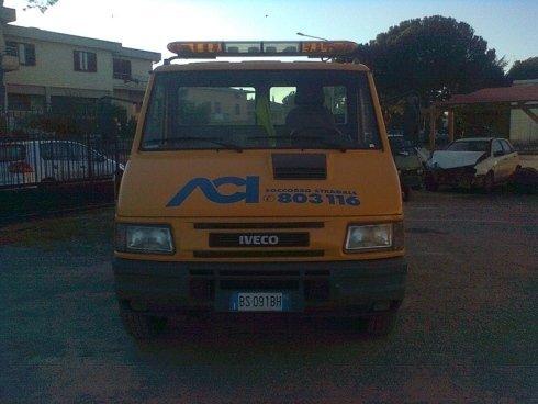 camion iveco soccorso stradale