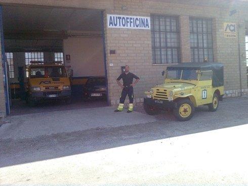 furgone assistenza mobile
