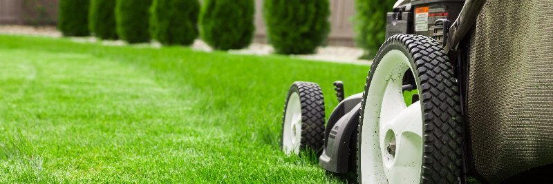 On-site lawn mower repair & maintenace