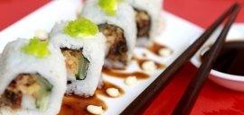 sushi no limits