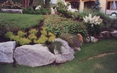 posa giardini