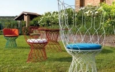mobili design giardino