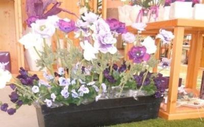 vaso da fiori lungo