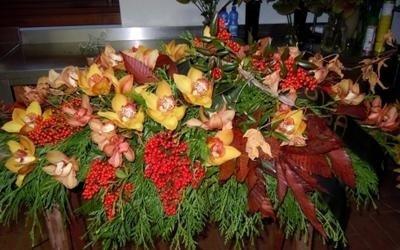 decorazione per funerale