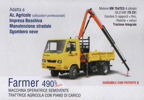 Durso FARMER 490s