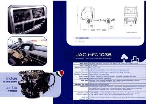 Durso Jac Hfc caratteristiche