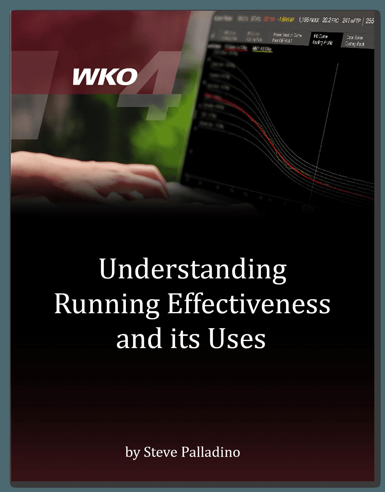 Understanding Running Effectiveness eBook