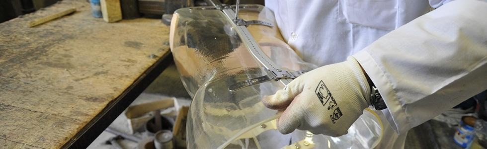 corsetti ortopedici