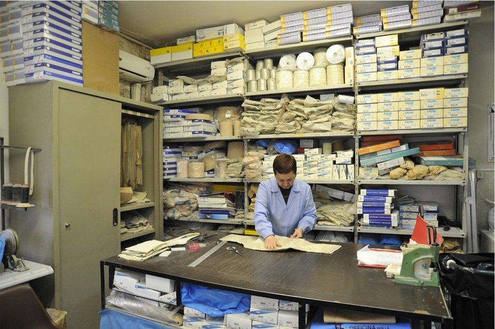 realizzazione su misura di articoli ortopedici