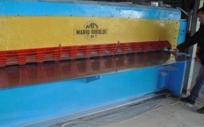Macchine per lavorazione lamiere zincate