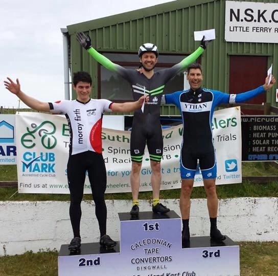 Scott winning ways, Bikes Of Inverness