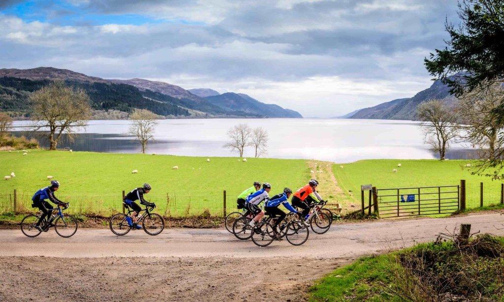 Bikes of Inverness Etape Loch