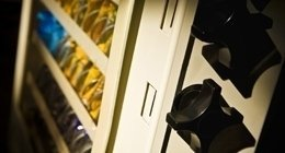 fornitura distributori automatici