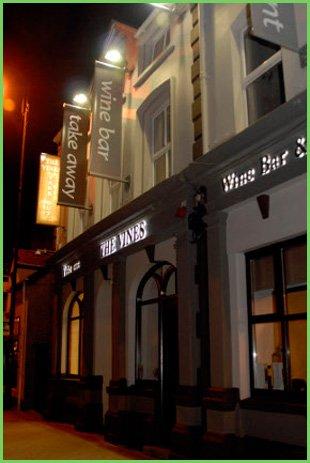 wine bar - Garvagh, Coleraine - The Vines - Wine bar