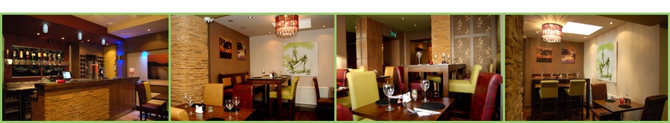 English Restaurant - Garvagh, Coleraine - The Vines - Wine bar