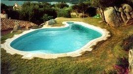 piscina in marmo