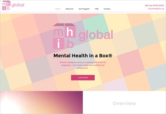 MHIB | Mental Health in a Box