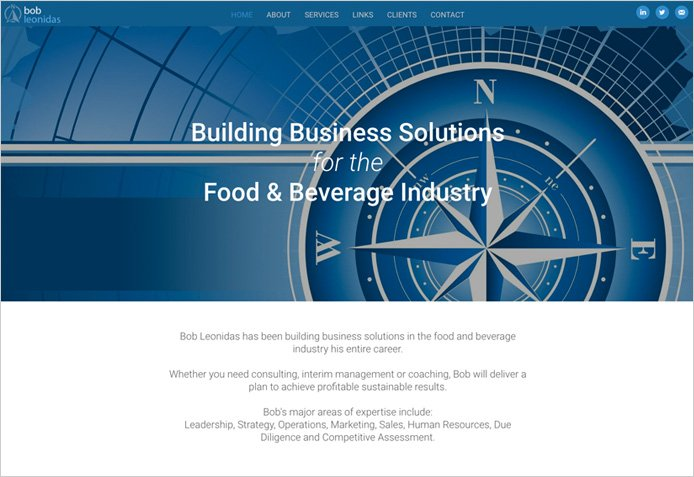 Bob Leonidas | Building Business Solutions