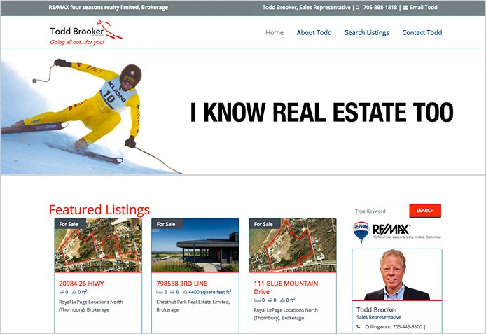 Todd Brooker Real Estate