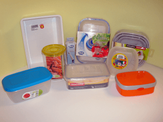 prodotti assortiti per la casa