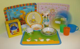 casalinghi in plastica per bambini