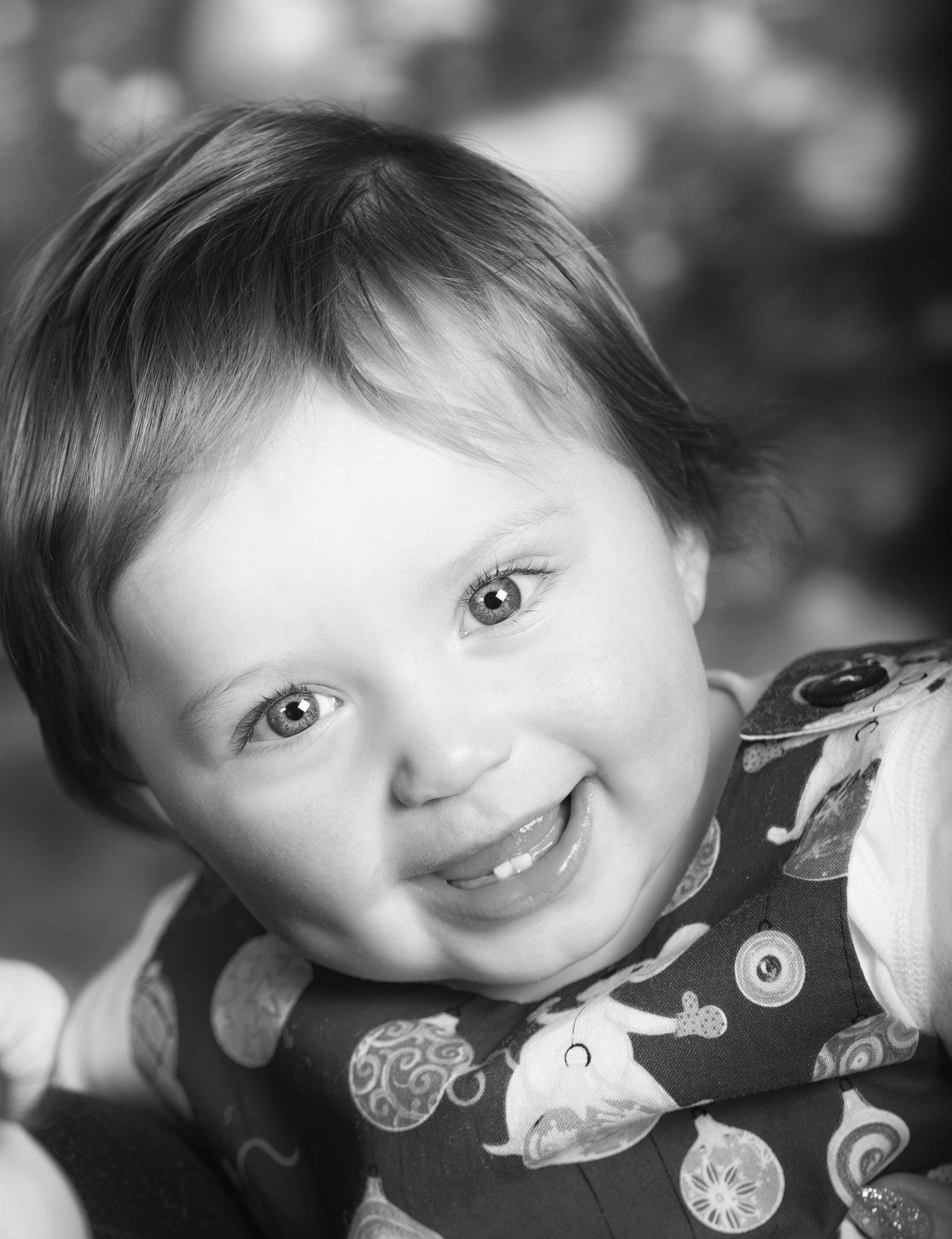 Newborn portrait in County Durham