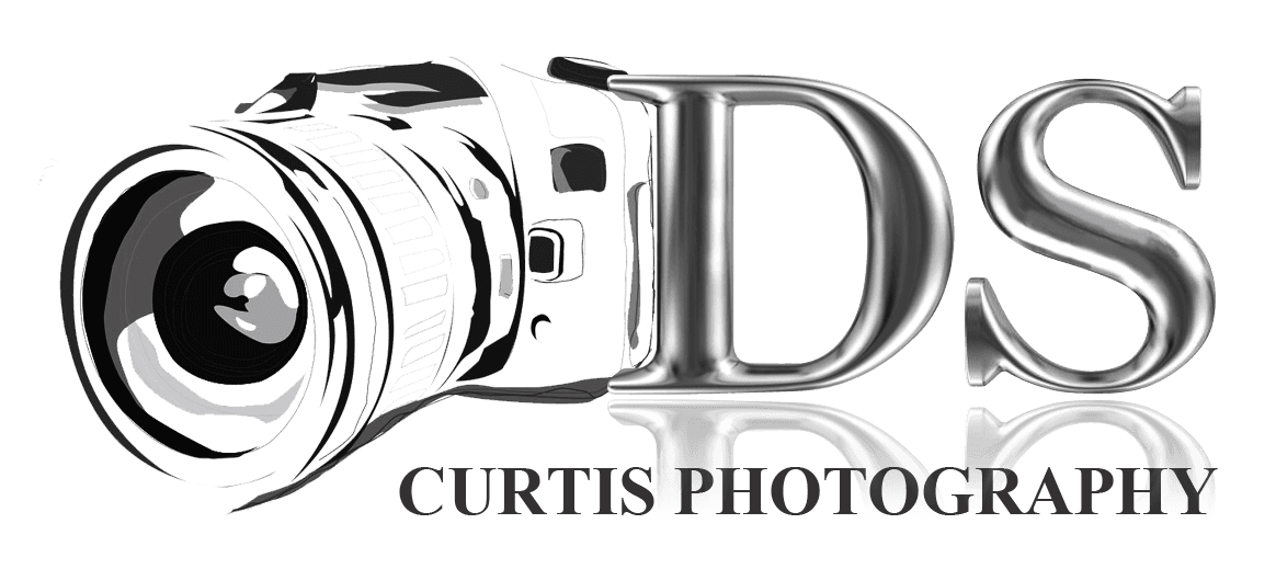 D S CURTIS PHOTOGRAPHY logo