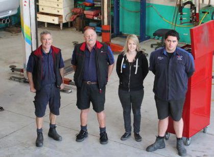Our mechanics in Mount Maunganui