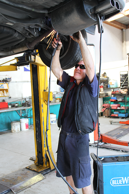 Lance Lilley - mechanic in Mount Maunganui