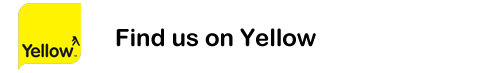 Find us on Yellow logo