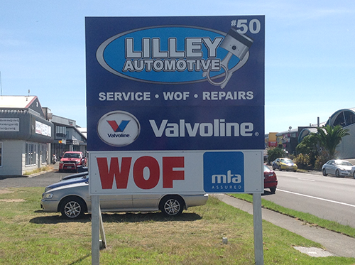 Mechanics in the Mount Maunganui area