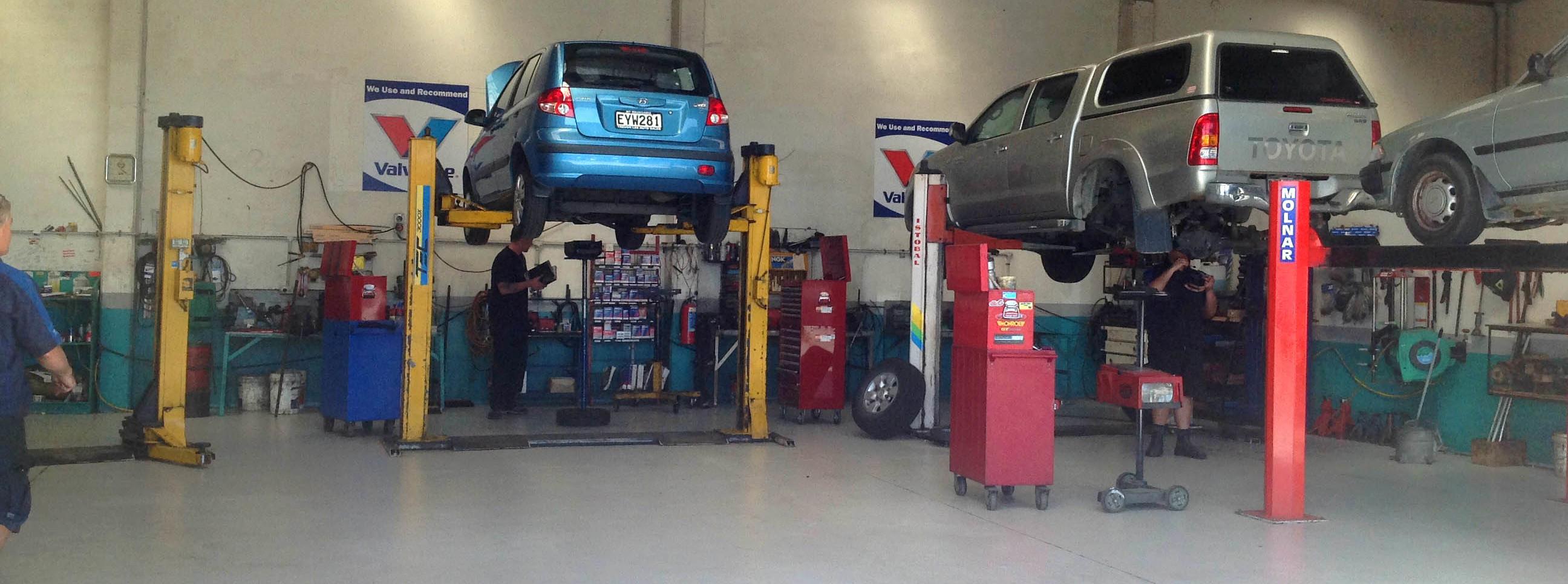 Mechanic in Tauranga