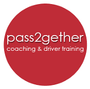Pass2gether School of Motoring logo