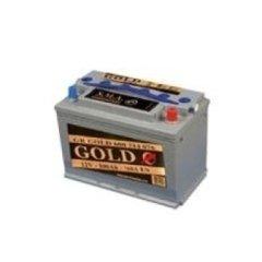 Batteria auto serie gold