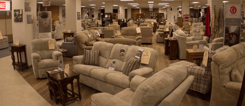 High quality of sofa sets available at Clements