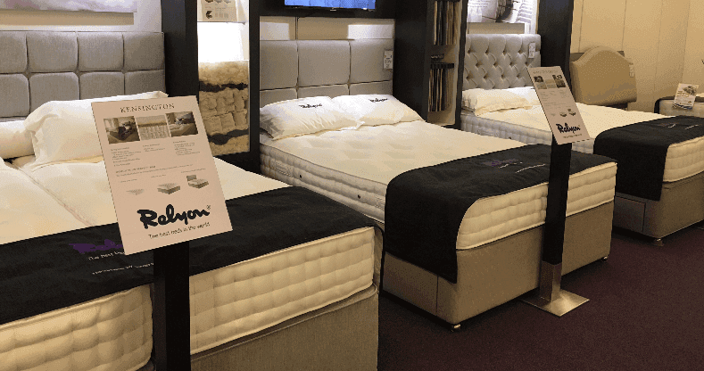 Range of beds available Clements