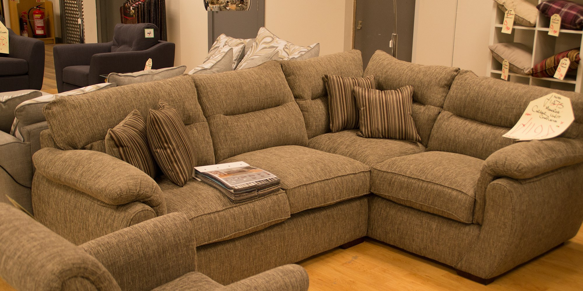 Wide range of high quality sofa sets at Clements